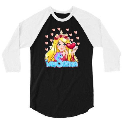 Iamsanna Sanna 3/4 Sleeve Shirt Designed By Kessok