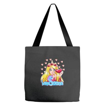 Iamsanna Sanna Tote Bags Designed By Kessok