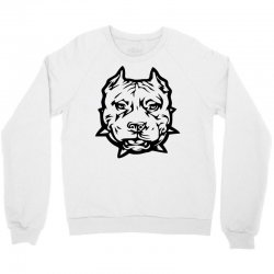 pitbull Crewneck Sweatshirt | Artistshot