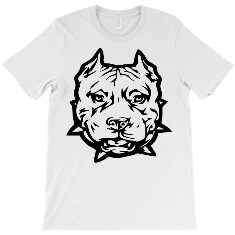 Pitbull T-shirt | Artistshot
