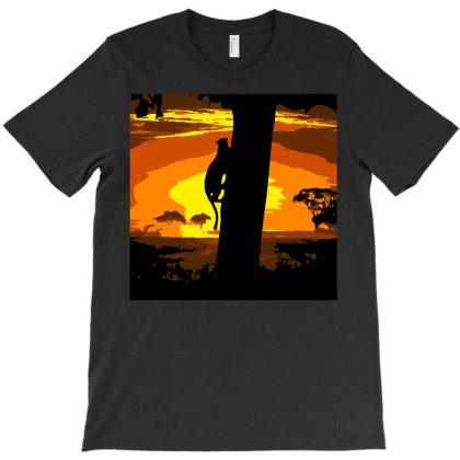 Arise Oh Savannah 2 T-shirt Designed By Kessok