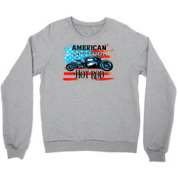 AMERICAN CAR  HOT ROD Crewneck Sweatshirt | Artistshot