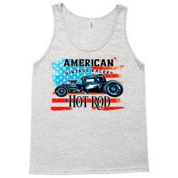 AMERICAN CAR  HOT ROD Tank Top | Artistshot