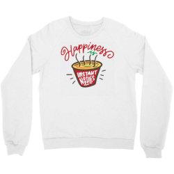 happiness instant noodles Crewneck Sweatshirt | Artistshot