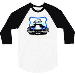 CAR CLASSIC 3/4 Sleeve Shirt | Artistshot