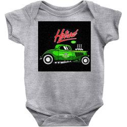 CAR MOTOR CUSTOM Baby Bodysuit | Artistshot