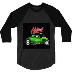 CAR MOTOR CUSTOM 3/4 Sleeve Shirt | Artistshot
