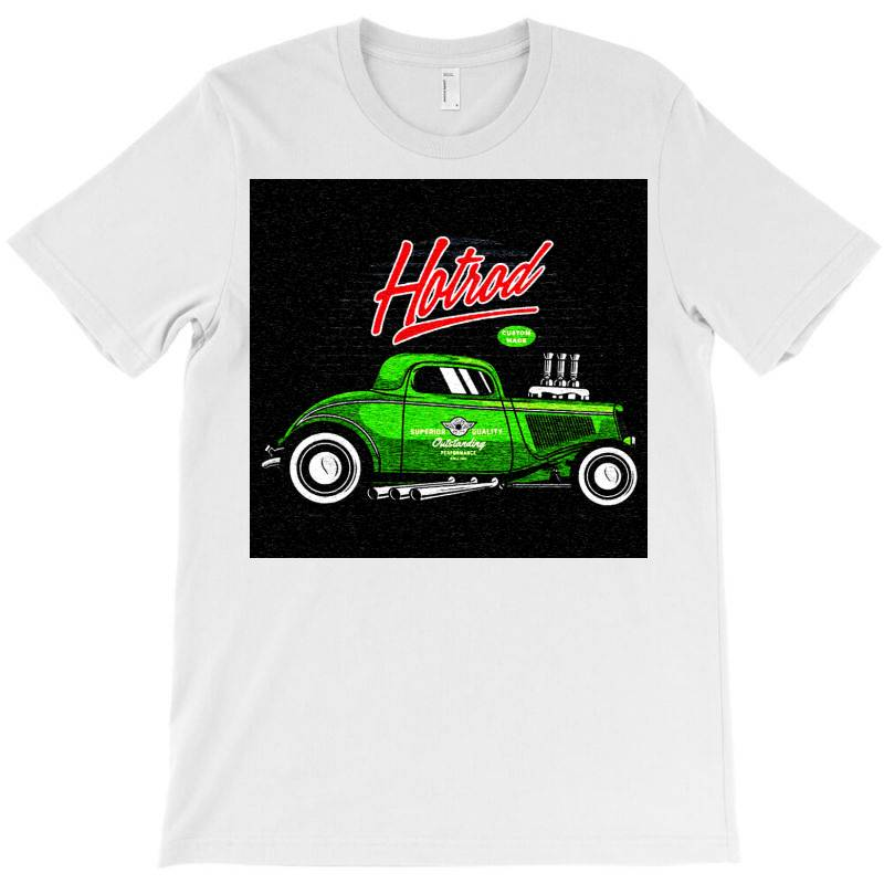 Car Motor Custom T-shirt | Artistshot