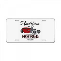 CAR MOTOR CUSTOM License Plate | Artistshot