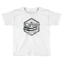 GARAGE CAR Toddler T-shirt | Artistshot