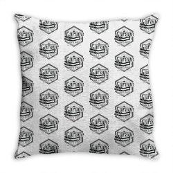GARAGE CAR Throw Pillow | Artistshot