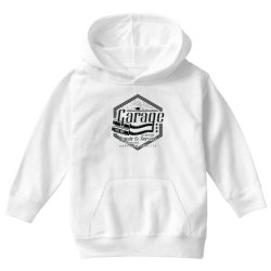 GARAGE CAR Youth Hoodie | Artistshot