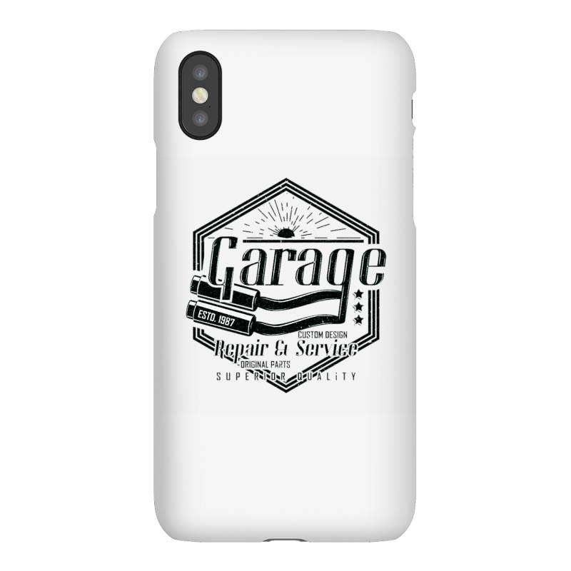 Garage Car Iphonex Case | Artistshot