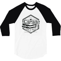 GARAGE CAR 3/4 Sleeve Shirt | Artistshot