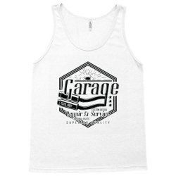 GARAGE CAR Tank Top | Artistshot