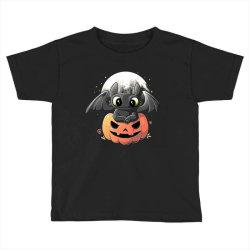 baby dragon pumpkin Toddler T-shirt | Artistshot