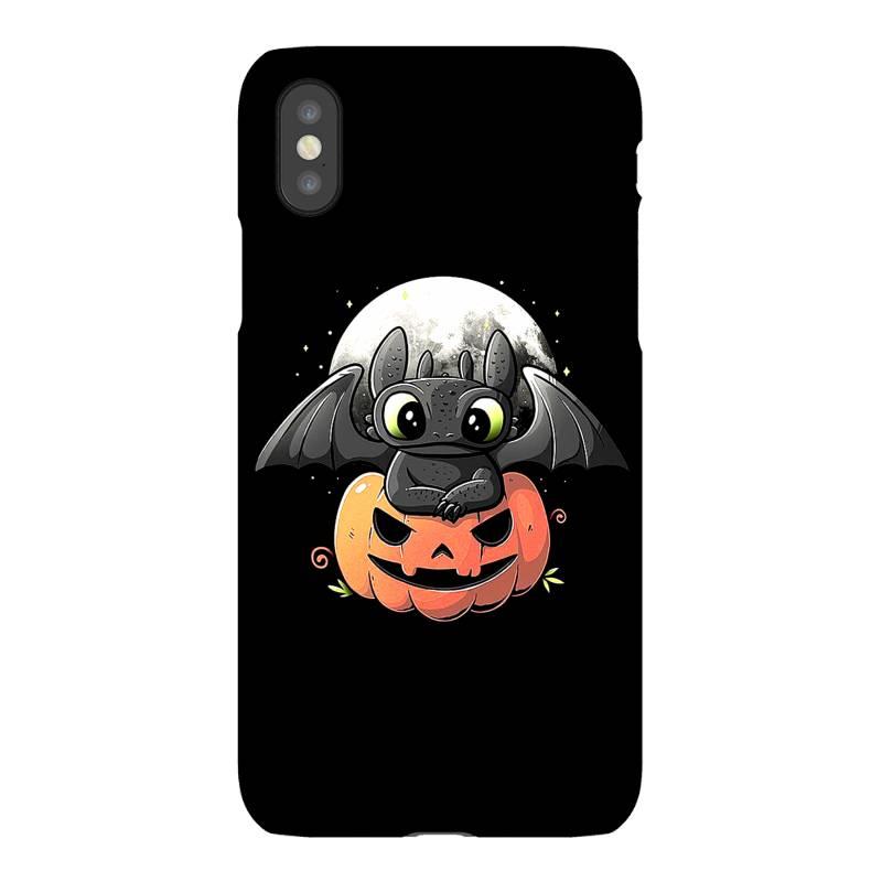 Baby Dragon Pumpkin Iphonex Case | Artistshot