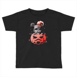 baby darth vader pumpkin Toddler T-shirt | Artistshot