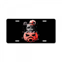 baby darth vader pumpkin License Plate | Artistshot