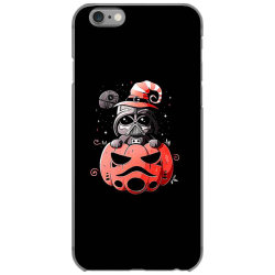 baby darth vader pumpkin iPhone 6/6s Case | Artistshot