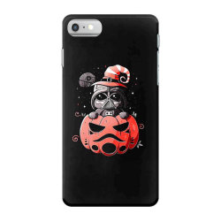 baby darth vader pumpkin iPhone 7 Case | Artistshot