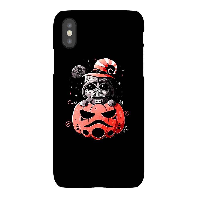 Baby Darth Vader Pumpkin Iphonex Case | Artistshot