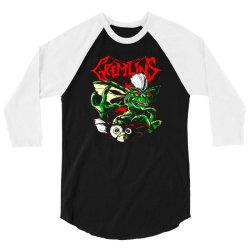 gremlins 3/4 Sleeve Shirt | Artistshot