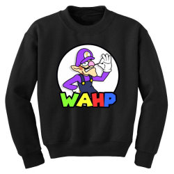 wahp Youth Sweatshirt | Artistshot