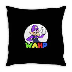 wahp Throw Pillow | Artistshot