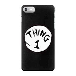 thing 1 iPhone 7 Case | Artistshot