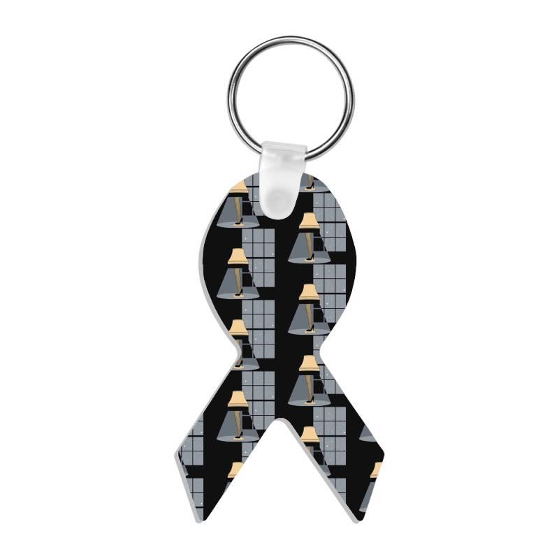 Leg Lamp Ribbon Keychain | Artistshot