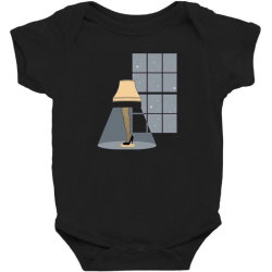 leg lamp Baby Bodysuit | Artistshot