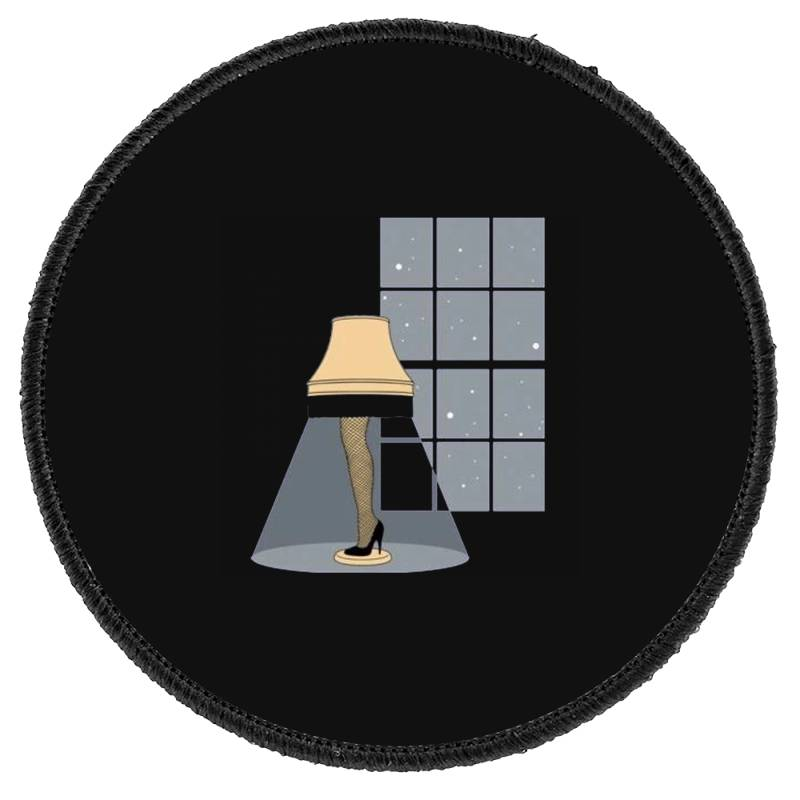 Leg Lamp Round Patch | Artistshot