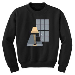 leg lamp Youth Sweatshirt | Artistshot