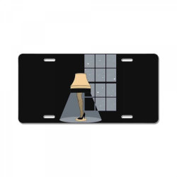 leg lamp License Plate | Artistshot