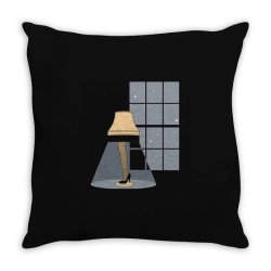 leg lamp Throw Pillow | Artistshot
