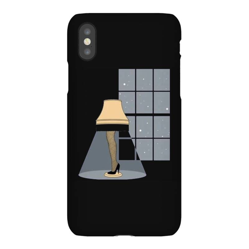 Leg Lamp Iphonex Case   Artistshot