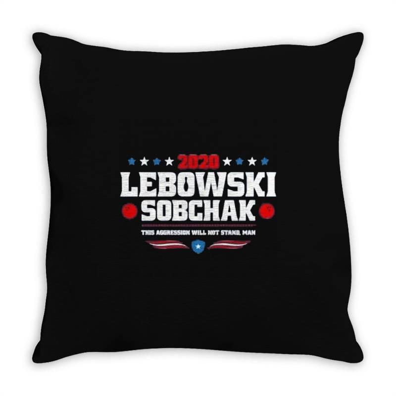 Lebowski Sobchak 2020 Throw Pillow | Artistshot