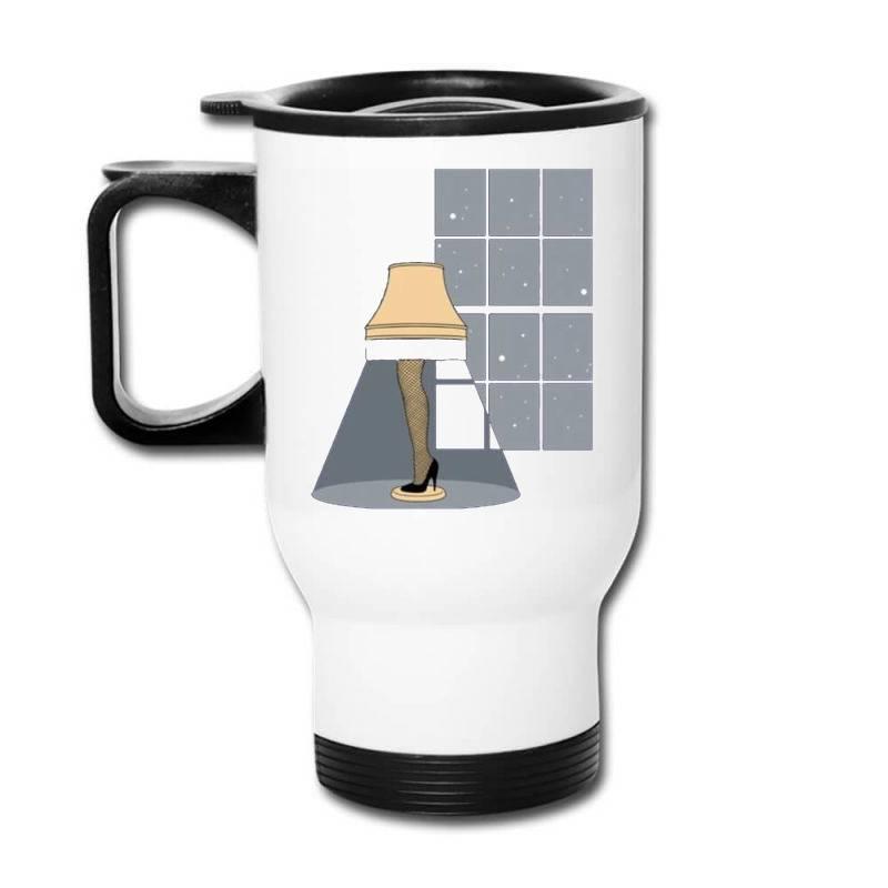 Leg Lamp Travel Mug | Artistshot