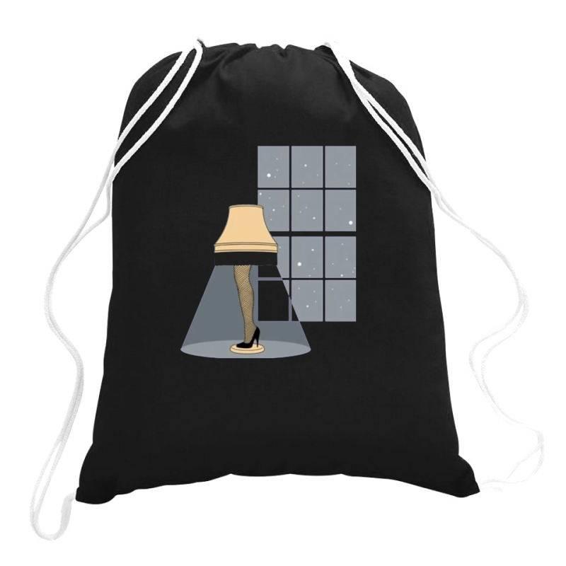Leg Lamp Drawstring Bags | Artistshot