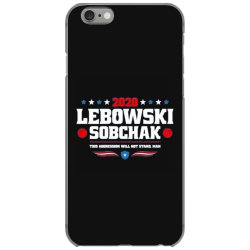 lebowski sobchak 2020 iPhone 6/6s Case | Artistshot