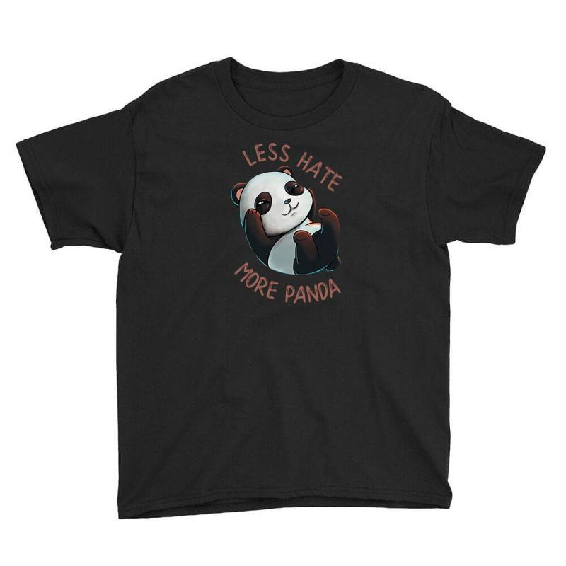 Less Hate Youth Tee   Artistshot