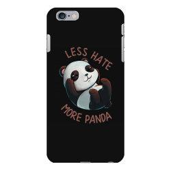 less hate iPhone 6 Plus/6s Plus Case | Artistshot
