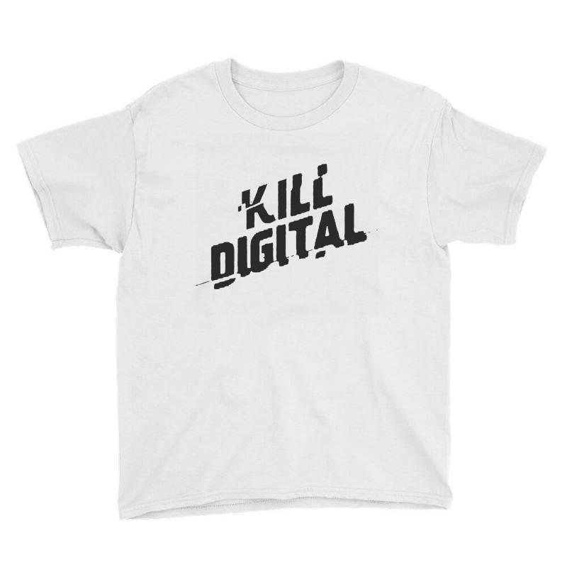 Kill Digital Youth Tee | Artistshot
