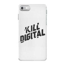 kill digital iPhone 7 Case | Artistshot