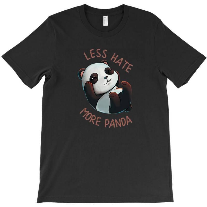 Less Hate T-shirt | Artistshot