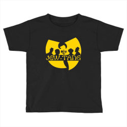 jew tang clan Toddler T-shirt | Artistshot