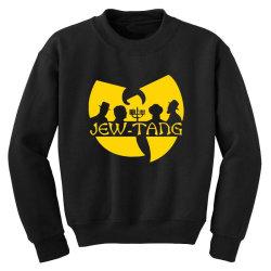jew tang clan Youth Sweatshirt | Artistshot