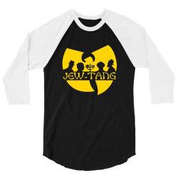 jew tang clan 3/4 Sleeve Shirt   Artistshot