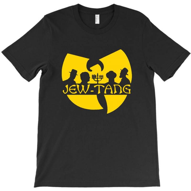 Jew Tang Clan T-shirt   Artistshot